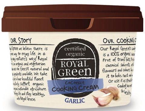 Coconut Cooking Cream Garlic