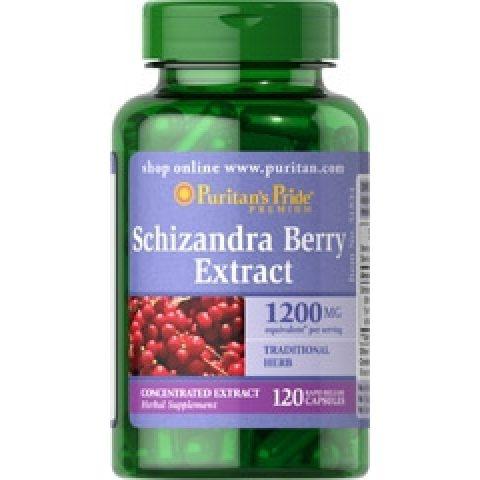 Schizandra Berry Extract 300mg
