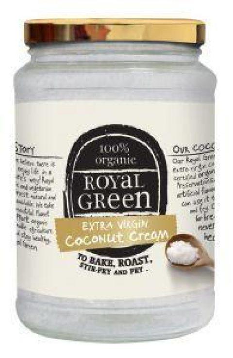 Royal Green extra virgine kokosolie │Met korting bij Vitatheek Kopen